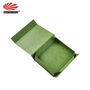 Gift Shirt Custom Paper Magnet Cardboard Storage Foldable Packaging Box