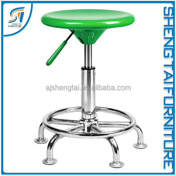 High quality pub ABS plastic bar stool parts gas lift