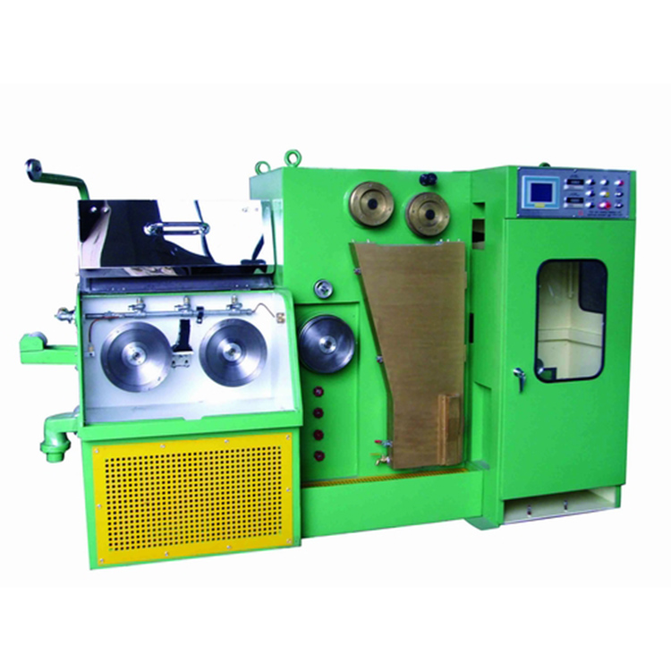 China price professional high efficiency niehoff copper wire drawing machine with annealer