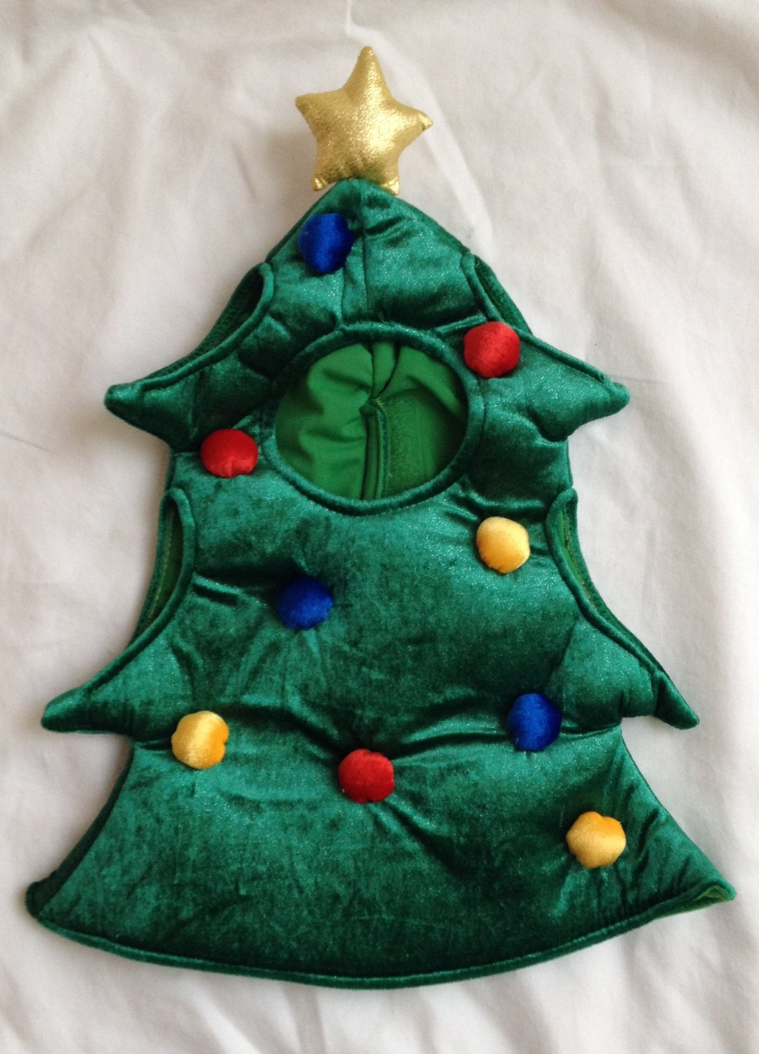 Build A Bear Workshop Christmas Tree Costume