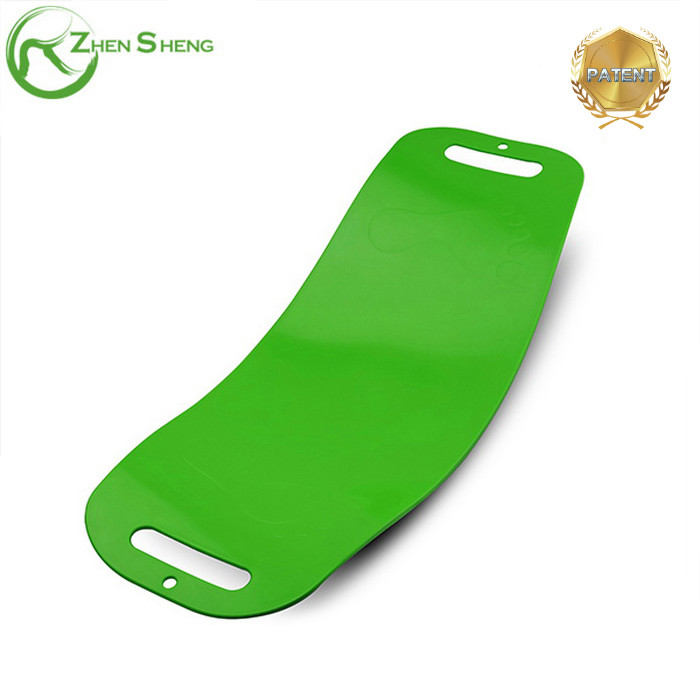 ZHENSHENG bodybuilding arm übung fit board ABS Fit Board