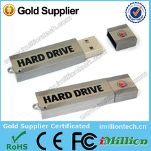 promotional 1GB 2GB 4GB 8GB 16GB usb disk on key logo design