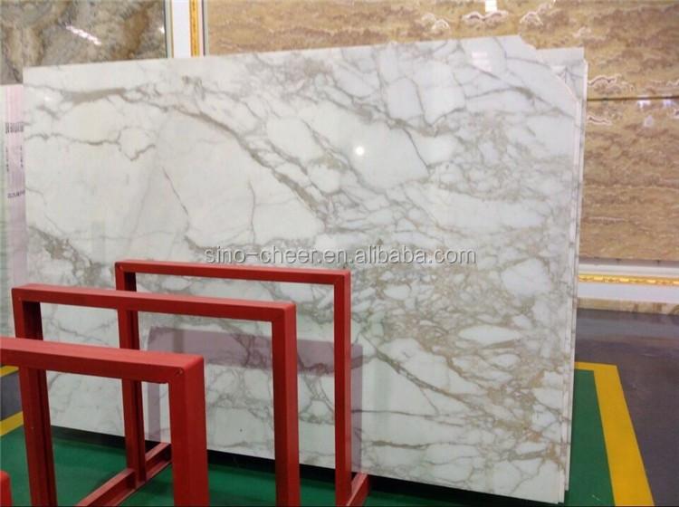 Bagno In Pietra Bianca : Italia cava calcutta pietra bianca calacatta lastre di marmo per il