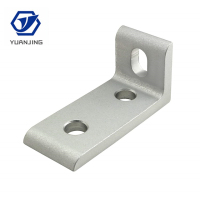 Adjustable Slotted Aluminum Stainless Steel Metal Awning Wall Mount Custom Small L Corner Heavy Duty Angle Z U Shaped Brackets