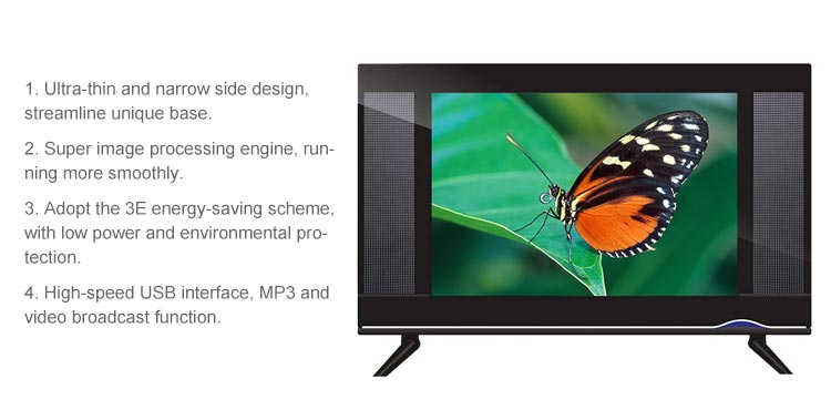 """High Quality 17"""" LCD TV screen main board with USB play video"""