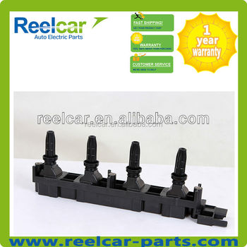 Peugeot 206 307 406 407 607 807 Citroen C4 C8 Ignition Coil 597084 ...