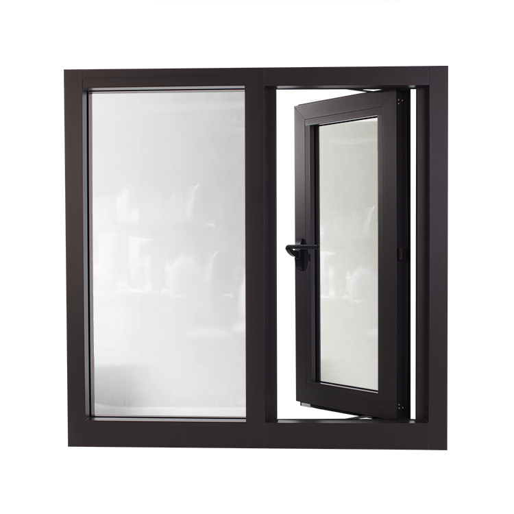 New Design House Aluminum Window Aluminum Alloy Window Aluminum Casement Window
