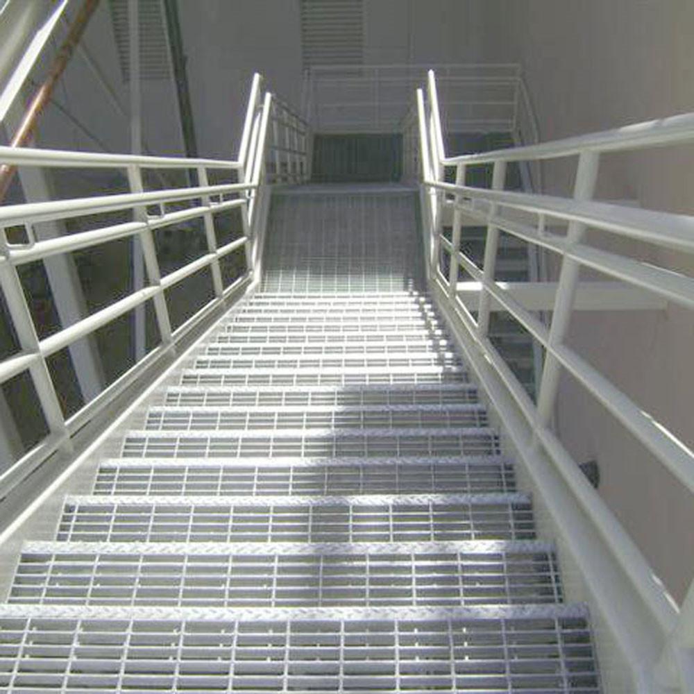 Escalier En Caillebotis Métallique dedans caillebotis en acier Étapes pour les escaliers - buy product on