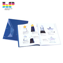 Cheap softcover flyer Booklet brochure catalog book Printing service