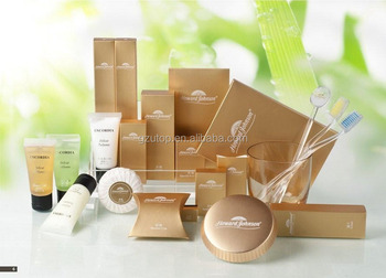 Personalized Hotel Bathroom Amenities List Supply Spa