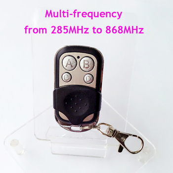 Universal Multi Frequency 285mhz To 868mhz Remote Control