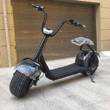 Nzita adults off road electric scooter motorcycle with intelligent speed controller