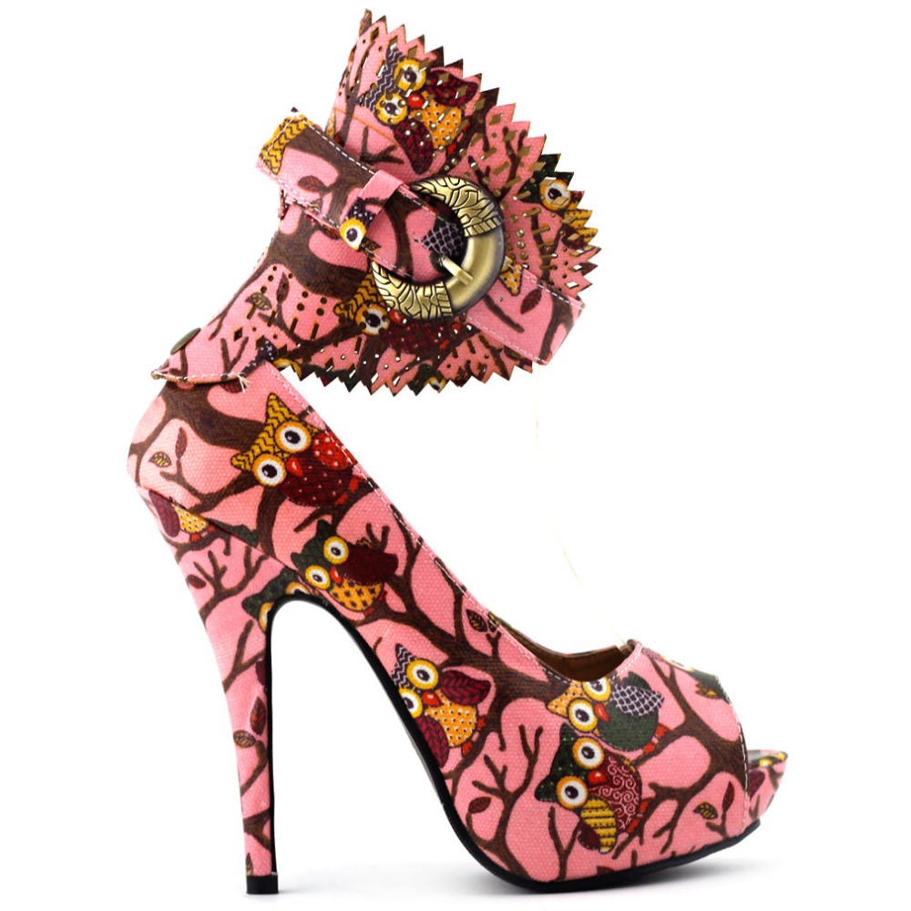 Neon Pink High Heels Promotion-Shop for Promotional Neon