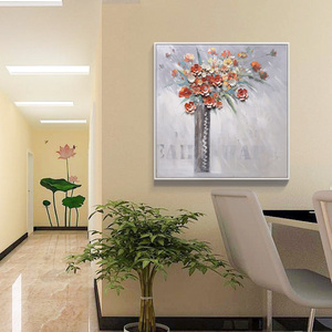Factory Handmade&Popular Home Luxury Accessories Decorative Painting Y107303-2