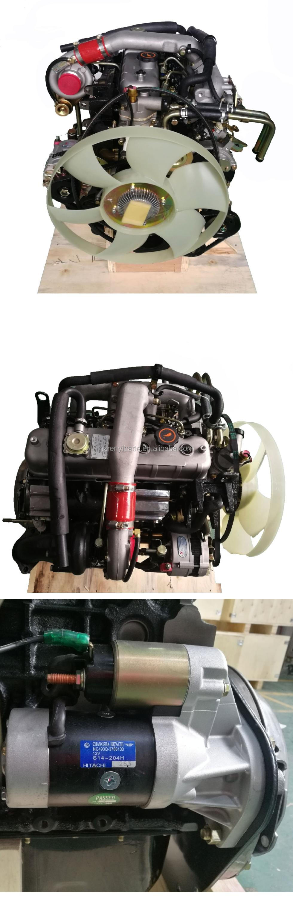2 8 Turbo Diesel Engine For Sale For Isuzu Elf 4jb1 2 8 Td Diesel Engine  Npr Nhr Bobcat Skid Steer,Trooper,Bighorn,Rodeo - Buy 2 8 Turbo Diesel  Engine