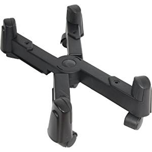 """Syba Multimedia, Inc - Syba Multimedia Sy-Acc65029 Cpu Stand - Plastic - Black """"Product Category: Accessories/Stands & Cabinets"""""""