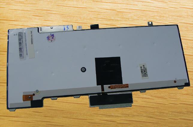 Dell e6410 backlit keyboard