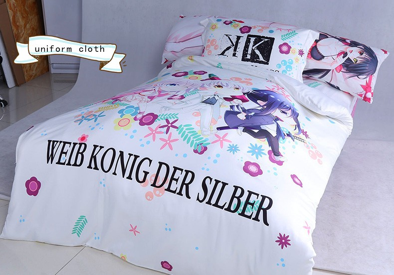 2016 new design high quality soft cheap anime bedding for How to buy soft sheets