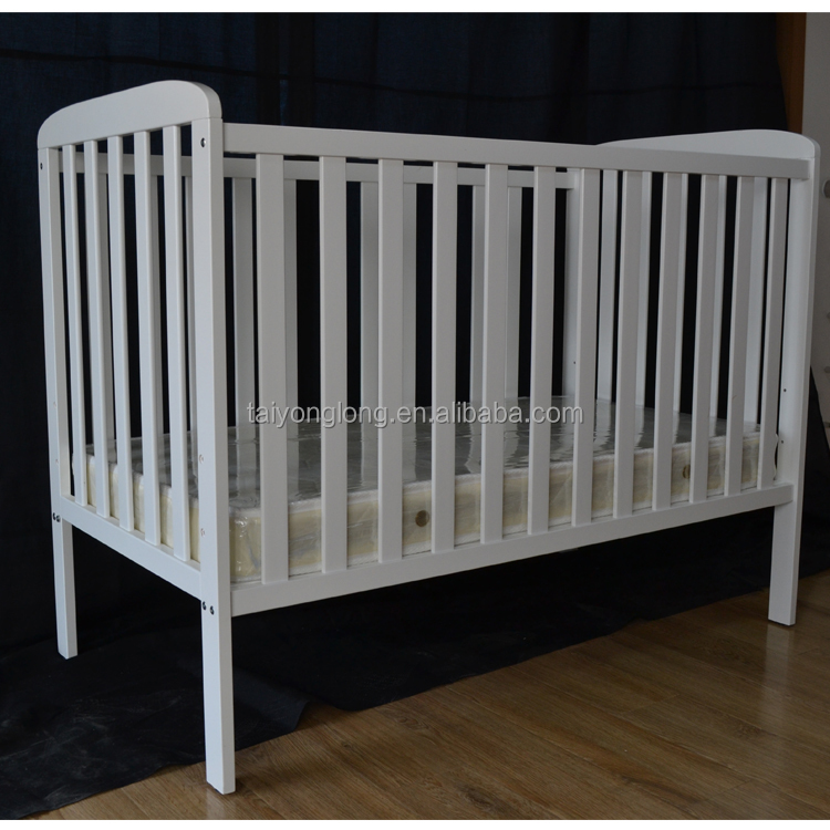 Standard n nursery use hospital baby cot bed with cheaper prices