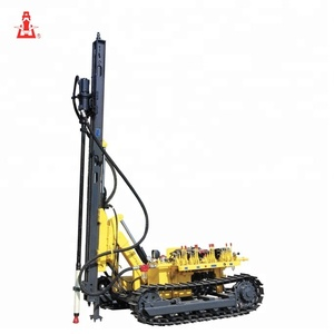 Kaishan Model KG910A Mines Rock Drilling Rigs/portable drill rig for water wells/crawler type sand blasting machine