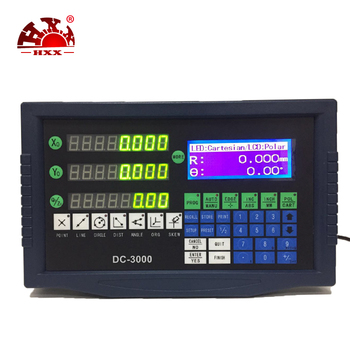 HXX DC-3000 digital readout DRO applied for Profile Projector