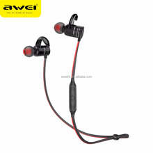 2017 AK7 Magnetic Switch Awei Wireless Bluetooth Earphone
