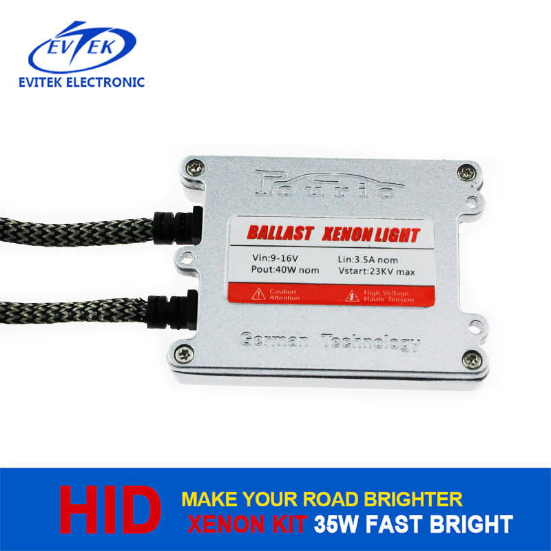 High Power Fast Bright Digital 40 Watt HID Ballast with Factory Price