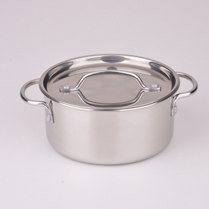 Kids Cooking Set 304 Tableware Kitchen Toy Ware Buffer Warmer Stainless Steel Cookware