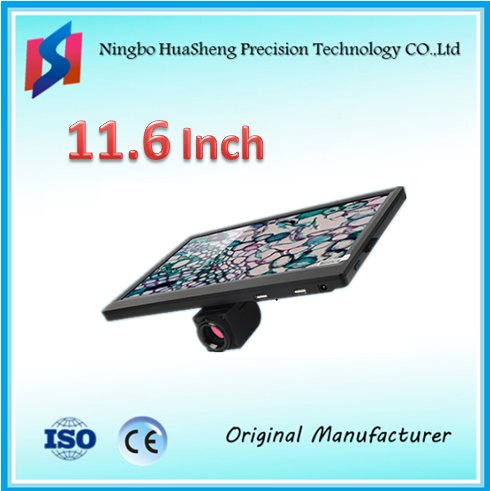 11.6 Inch HDMI Industrial Measurement USB LCD Digital Tablet Camera