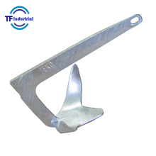 Hot Dip Galvanized Boat Anchor Bruce Anchor OEM/ODM