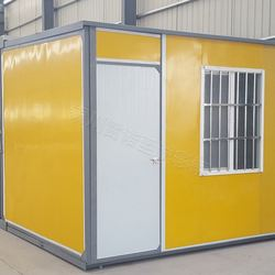 China Manufacturer Prefab Cabins Cheap Tiny Modular Dwelling House Ho