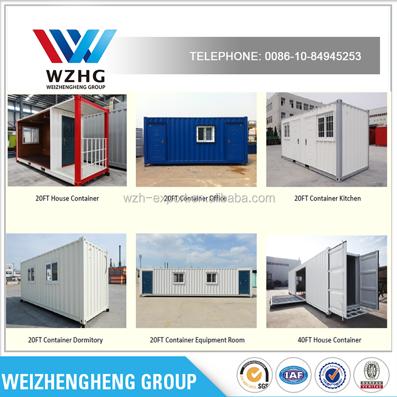 prefab house modern shipping container house building pre fabricated warehouse module