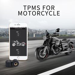 High Quality Bluetooth TPMS For Motorcycle