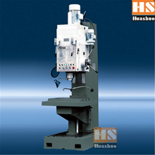 Z5163 large metal mold processing vertical drilling machine,gear drive and spindle travel 250mm