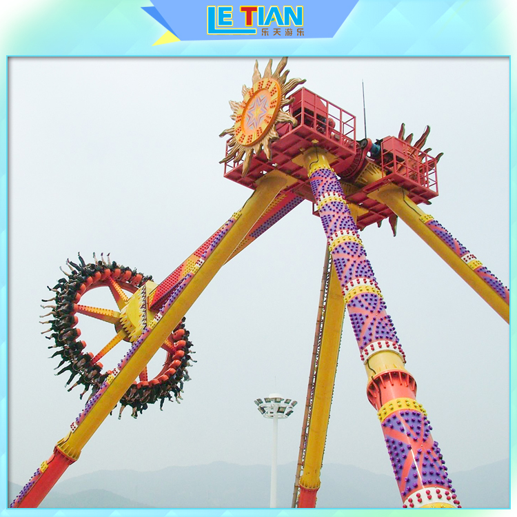 360 Big Pendulum Rides Large Outdoor Amusement Park Equipment for sale
