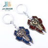 The game of League of Legends custom metal keychain with logo