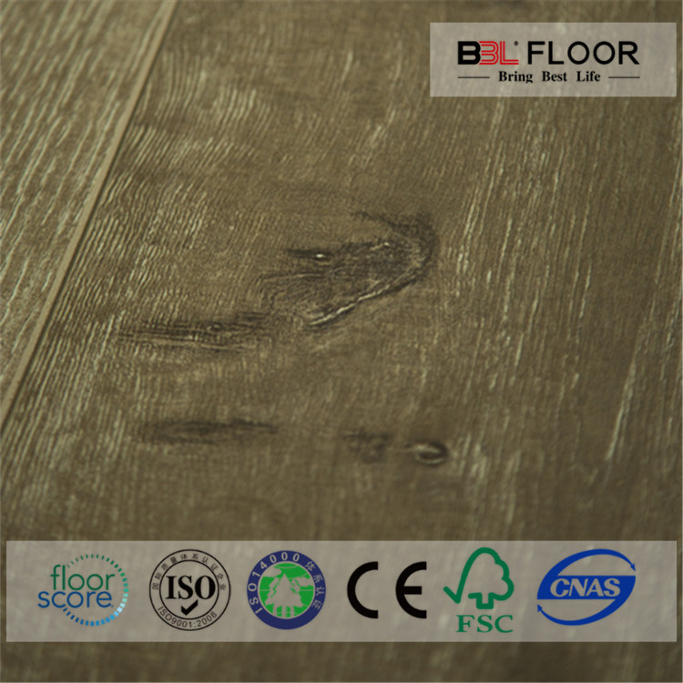 Good quality customized grey wood floor Offered By Dalian Aoqian
