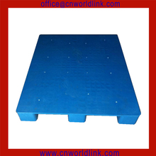 Top Sale Single Side Solid and Closed Deck Plastic Flat Pallet