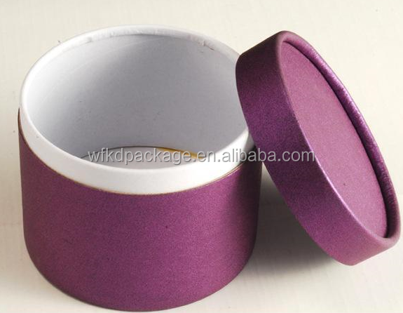 custom made printed round giftbox/round cardboard gift box/cardboard cylinder packaging