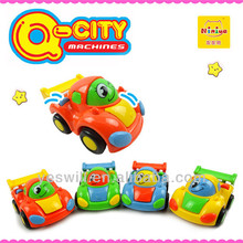 Q-CITY plastic road set toy cars for kids