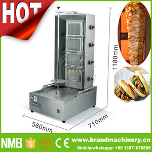 high quality low price machine kebab, gyros machine, shawarma burners