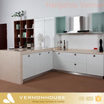 Hangzhou Vermont High Gloss White Painting Modern Design