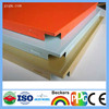 T Grid Aluminum Suspended Acoustic Ceiling Tiles Lay in False Ceiling Panel