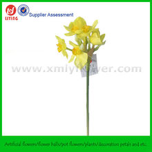 "14.5"" Artificial Daffodil Wedding Flowers (Narcissus Pick)"