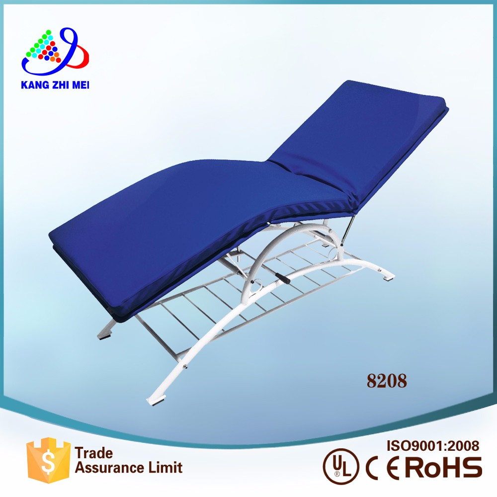 wholesale foldable massage table/hydrotherapy massage bed 8211