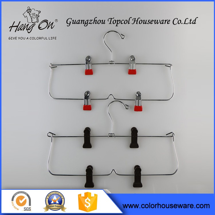 Metal Wire Hanger In Chrome/Clothes Hanger , Other Shape 500 Wire Hangers