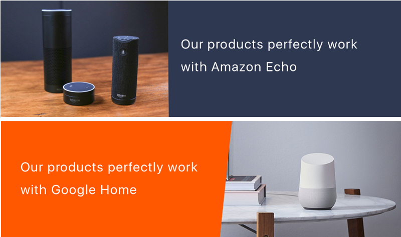 APP remote control EU smart plug europe mini work with amazon alexa and google home