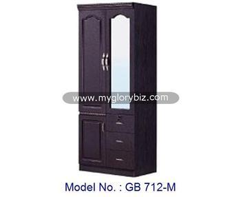 Specchio Armadio 2 Ante Economico.Armadio Con Specchio 2 Porte In Legno Armadio Cabinet Mobili 2
