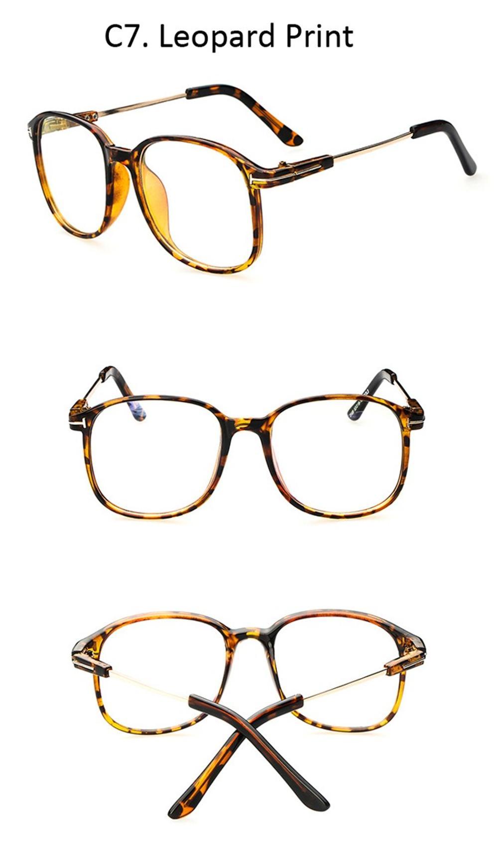 53bfa2742a Vintage Retro Round Glasses Frame For Women Men Nerd Eyeglasses Frames Men  Clear Fake Glasses Eyewear