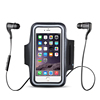 Promotion Outing Sports Jogging Armband with Headphone Jack